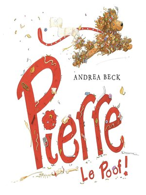 cover image of Pierre Le Poof!